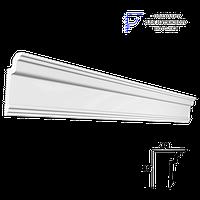 Декоративный карниз GPX-3, длина 2м, Glanzepol