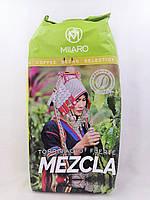 Кава в зернах Milaro Mezcla 50/50 1 kg
