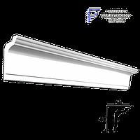 Декоративный карниз GPX-4, длина 2м, Glanzepol