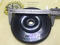 Мебран на садовий насос обприскувача tad len 128 мм, фото 1