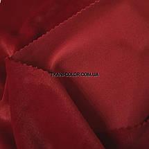 Ткань плюш велюр красный, фото 3