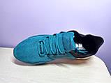 Мужские кроссовки New Balance Fresh foam Roav Tee Shirt бирюзовые, фото 6