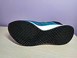 Мужские кроссовки New Balance Fresh foam Roav Tee Shirt бирюзовые, фото 7