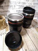 Кружка термос в виде объектива Cup camera