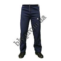 Теплые мужские брюки байка KD684 Indigo, фото 1