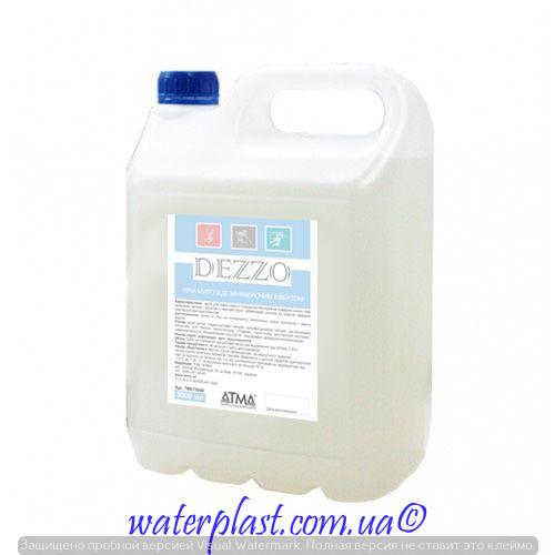 Пена-мыло с дезинфицирующим эффектом dezzo