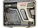 Строительный фен Интерскол ФЭ-2000ЭД с ЖК-дисплеем, фото 3