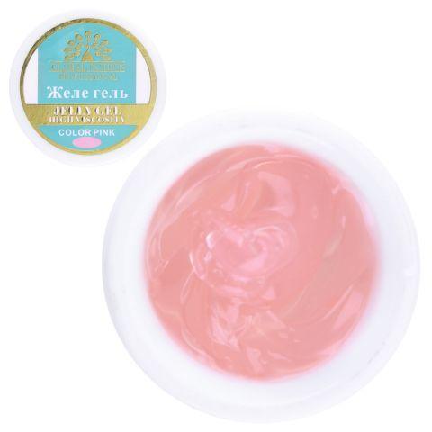 Гель-желе Global Fashion Color Pink 15г