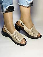 Женские босоножки на невысоком каблуке. 36, 38. Турция.Vellena, фото 4