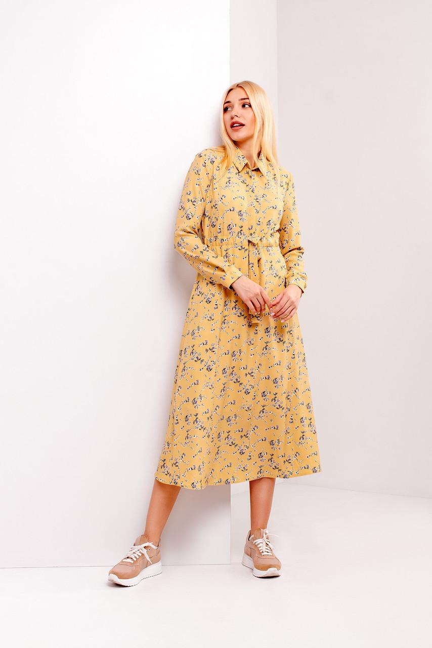 Платье штапель 2020