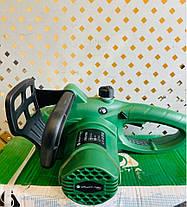 Пила цепная электрическая Craft - tec EKS -1950 1 шина 1 цепь, фото 2
