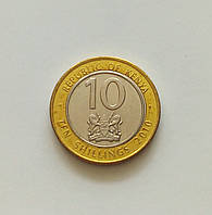 10 шилінгів Кенія 2010 р., фото 1