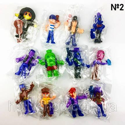 Огромный набор фигурок БС 12 фигурок с аксессуарами №2, фото 2