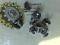 Болт крепления тарелки под шестигранный ключ на косилку роторную польскую Z-069, фото 1