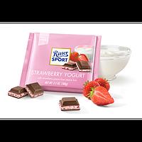Шоколадка Ritter Sport Полуничний мус
