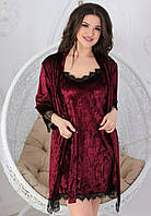 """Пижама комплект 2-ка женский размеры 42-48 (3цв) """"SEDATO"""" купить недорого от прямого поставщика, фото 1"""