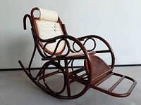 Кресло-качалка из натурального ротанга Chabbi, мебель из натурального ротанга, мебель из ротанга