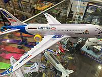 Детский Самолет муз. 06500