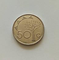 50 центов Намибия 2010 г., фото 1