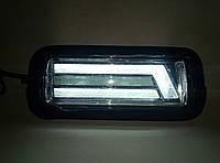 Подфарники ВАЗ 21214, 21213, 2121, Нива Тайга, Урбан LED светодиодные комплект