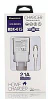 СЗУ USB REDDAX RDX-015 2100mAh WHITE, фото 1