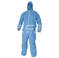 Захисний костюм синій