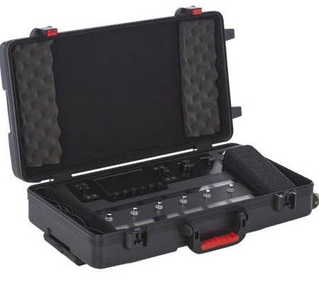 GATOR GHELIXFLOOR Helix Floor Case  Чехол на колесах для напольного процессора Line 6 Helix Пластиковый ABS, фото 2