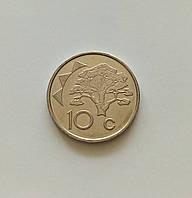 10 центов Намибия 2002 г., фото 1