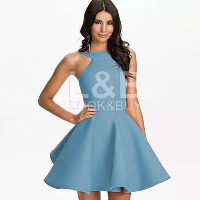"Платье ""Guess"" голубой"