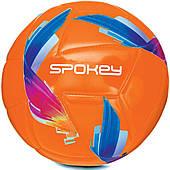 Футбольный мяч детский Spokey Swift Junior, размер №4, оранжевый с рисунком 4