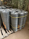 Сетка Сварная оцинкованная 12,5х12,5 мм Ø 0,7 мм высота 1 м рулон 30 м, фото 2