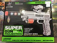 Детский Пистолет муз.06608