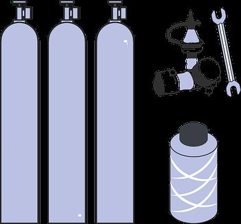 Гелий и оборудование