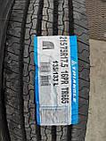 Всесезонні вантажні шини 215/75 R17.5 16PR TRIANGLE TR685 рульова., фото 3