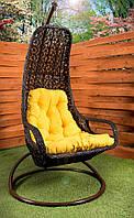 Кресло гамак качели из ротанга Багама Украинские конструкции