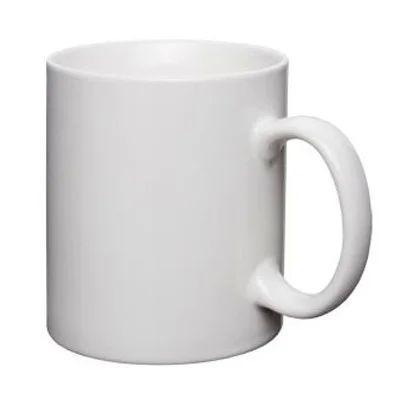 Standart+ Чашка сублимационная белая 330мл