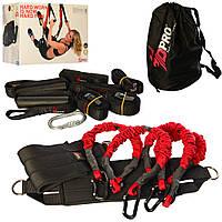 Тренировочные петли для фитнеса, кроссфита и турника в сумке
