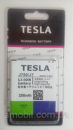 Аккумулятор TESLA Samsung J700 Galaxy J7 (2015) / EB-BJ700BBC (3200 mAh)