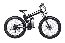 Электровелосипед ActiveRide Hummer Black