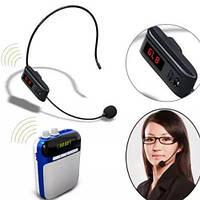 Мікрофон вільні руки на FM частоті (87.5-108mhz)