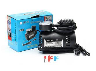 Компрессор Air Compressor 250pi от прикуривателя | Насос компрессор автомобильный DC-12V / 250 PSI
