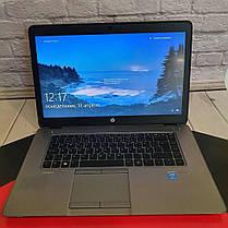 НОУТБУК HP EliteBook 850 15 (Intel Core i5-5200u 4x2.70 Ghz / DDR3 8GB / SSD 180GB / R7 M260x), фото 3