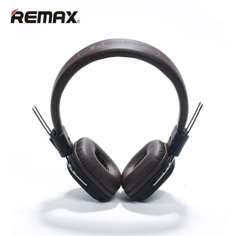 Наушники Remax RM-100H brown