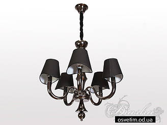 Люстра з абажурами на 5 ламп&19041/5BHR