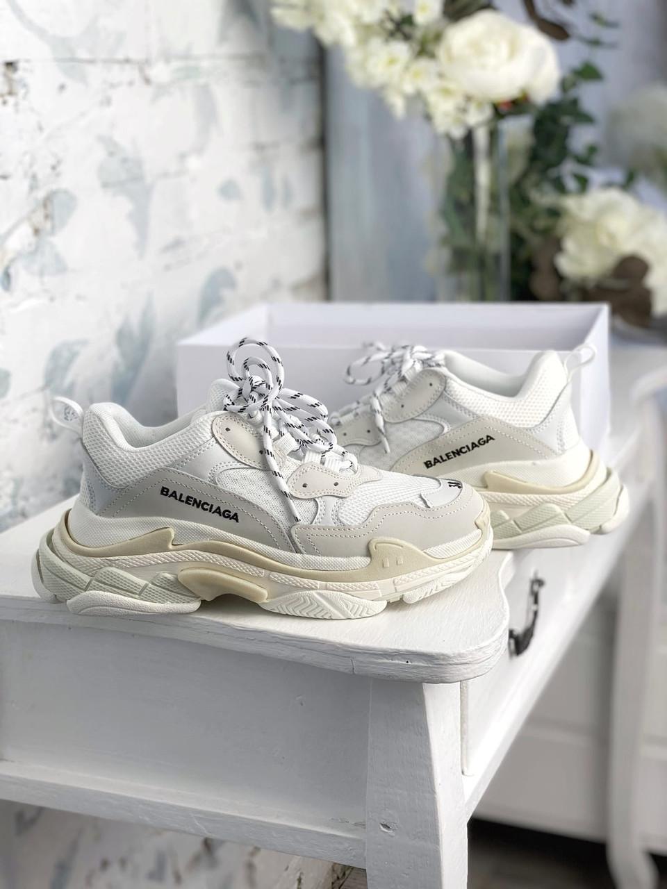 Кроссовки  Balenciaga Triple S (Баленсиага)