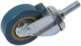 Ролик гумовий D-50мм з різьбою М8 мм