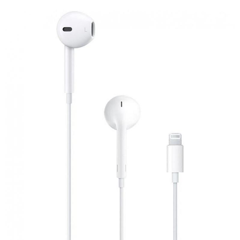 Наушники Apple EarPods with Lightning Connector White