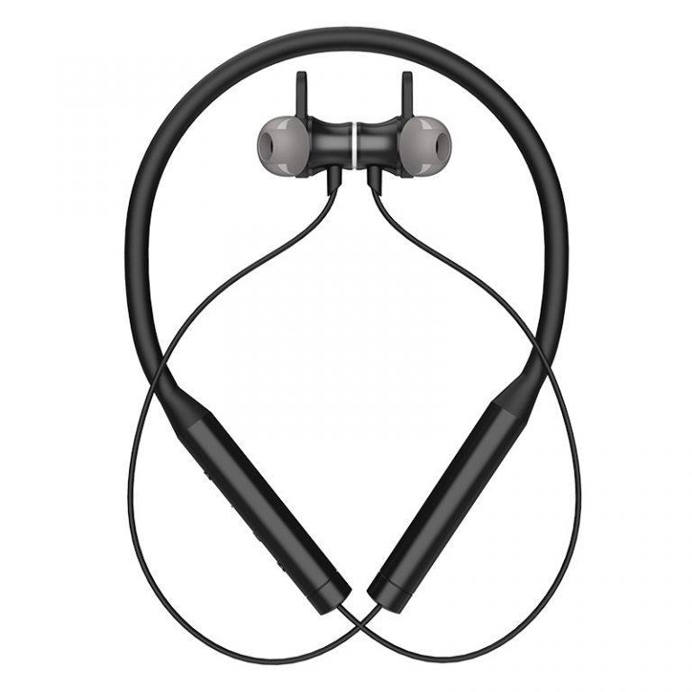 Bluetooth наушники Hoco S2 Joyful Active sports Black