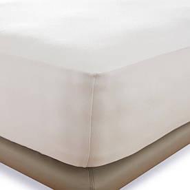 Простынь на резинке Penelope - Tender white белый 160*200+40