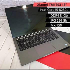 НОУТБУК Xiaomi TM1703 13 (Intel Core i5-8250u 8x3.40 Ghz / DDR4 8 Gb /PCI 256 Gb /MX 150 )